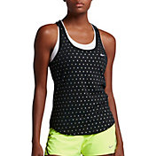 Nike Women's Iridescent Running Tank Top