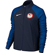 Nike Women's Team USA Flex Full Zip Running Jacket