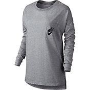 Nike Women's Signal Long Sleeve Graphic Shirt