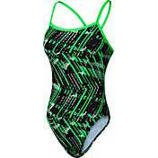 Nike Women's Shark Lingerie Racerback Swimsuit