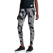 Nike Women's Skyscraper Leg-A-See Printed Tights