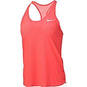 Nike Women's Slam Printed Breathe Tennis Tank