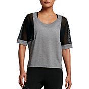 Nike Women's Breathe Mesh T-Shirt