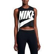 Nike Women's Sportswear Essential Cropped Tank Top