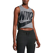 Nike Women's Sportswear Essential Cropped Tank Top