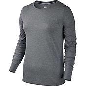 Nike Women's Sportswear Essential Long Sleeve Shirt