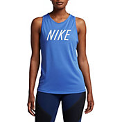 Nike Women's Dry Tomboy Graphic Tank Top
