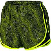 Nike Women's Dry Tempo Printed Running Shorts