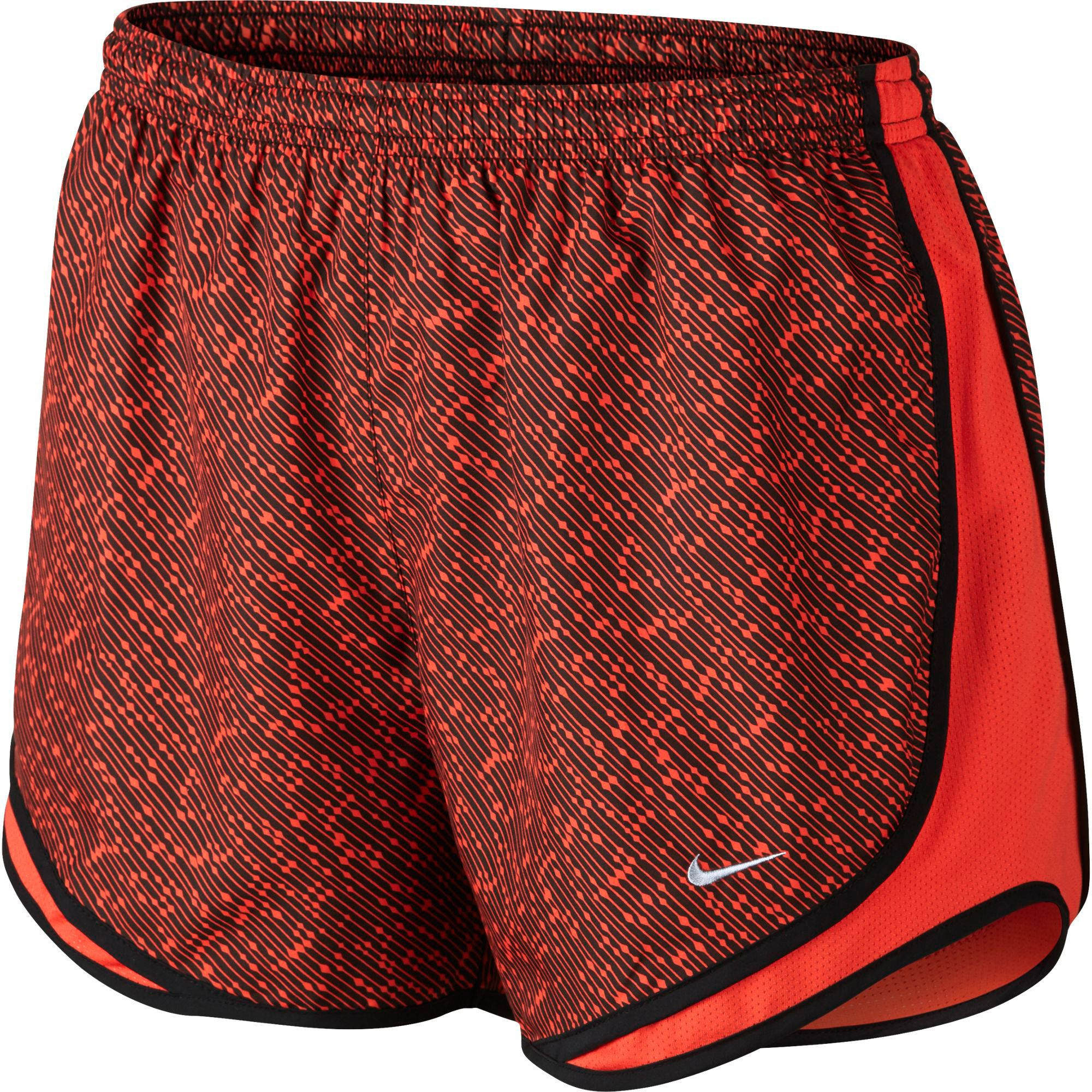 Nike Women's Meteor Tempo Printed Running Shorts | DICK'S Sporting ...