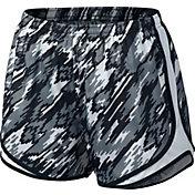 Nike Women's Dry Tempo Overdrive Printed Running Shorts