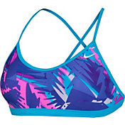 Nike Women's Tropic Cross Back Swimsuit Top