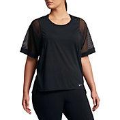 Nike Women's Plus Size Breathe Versa T-Shirt