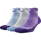 Nike Women's Dry Cushion Low Cut Training Sock 3 Pack