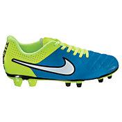 Nike Women's Tiempo Rio II FG Soccer Cleat