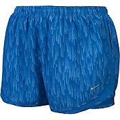 Nike Women's Plus Size Dry Tempo Lightspeed Running Shorts