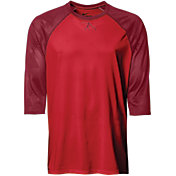 Nike Boys' Swingman Legend ¾ Sleeve Baseball Shirt