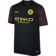 Nike Youth Manchester City 16/17 Replica Away Jersey