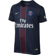 Nike Youth Paris Saint-Germain 16/17 Replica Home Jersey