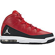 Jordan Kids' Grade School Air Deluxe Basketball Shoes