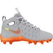 Nike Kids' Huarache V Lax LE Mid Lacrosse Cleats