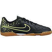 Nike Kids' Tiempo Rio II IC Soccer Shoes