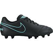 Nike Kids' Tiempo Rio III FG Soccer Cleats
