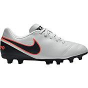 Nike Kids' Tiempo Rio III FG-R Soccer Cleats