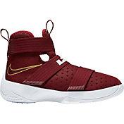 Nike Kids' Grade School Zoom LeBron Soldier X Basketball Shoes