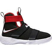 Nike Kids' Grade School Zoom LeBron Soldier X Basketball Shoes