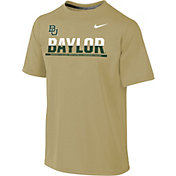 Nike Youth Baylor Bears Gold Legend Staff Sideline T-Shirt
