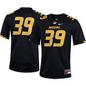 Nike Youth Missouri Tigers Black #39 Game Football Jersey