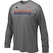 Nike Youth UT San Antonio Roadrunners Anthracite Staff Sideline Long Sleeve Shirt