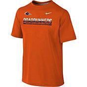 Nike Youth UT San Antonio Roadrunners Orange Legend Staff Sideline T-Shirt