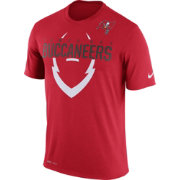 Nike Youth Tampa Bay Buccaneers Legend Icon Red Performance T-Shirt