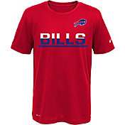 Nike Youth Buffalo Bills Team Practice Red T- Shirt