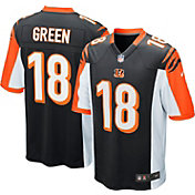 Nike Youth Home Game Jersey Cincinnati Bengals A.J. Green #18
