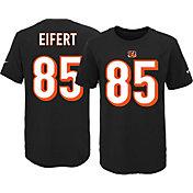 Nike Youth Cincinnati Bengals Tyler Eifert #85 Black T-Shirt
