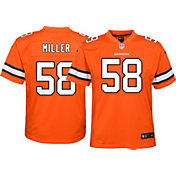 Nike Youth Color Rush Game Jersey Denver Broncos Von Miller #58