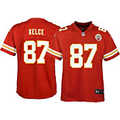 Nike Youth Home Game Jersey Kansas City Chiefs Travis Kelce #87