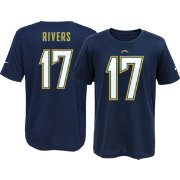Nike Youth Los Angeles Chargers Philip Rivers #17 Navy T-Shirt