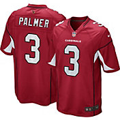 Nike Youth Home Game Jersey Arizona Cardinals Carson Palmer #3