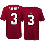Nike Youth Arizona Cardinals Carson Palmer #3 Red T-Shirt