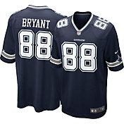 Nike Youth Away Game Jersey Dallas Cowboys Dez Bryant #88