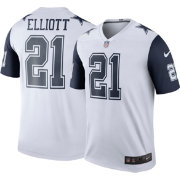 Nike Youth Color Rush Game Jersey Dallas Cowboys Ezekiel Elliott #21