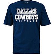 Dallas Cowboys Merchandising Youth Practice Navy T-Shirt