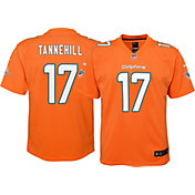 Nike Youth Color Rush 2016 Game Jersey Miami Dolphins Ryan Tannehill #17
