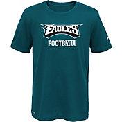 Nike Youth Philadelphia Eagles Sideline 2016 All Football Legend Green Performance T-Shirt