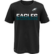 Nike Youth Philadelphia Eagles Team Practice Black T- Shirt