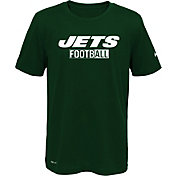Nike Youth New York Jets Sideline 2016 All Football Legend Green Performance T-Shirt