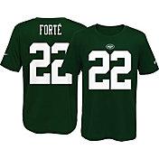 Nike Youth New York Jets Matt Forte #22 Green T-Shirt
